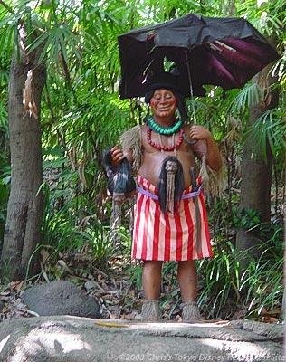 Jungle Cruise Gallery Tokyo Disneyland