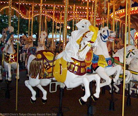 Tokyo Disneyland Castle Carousel Related Keywords Suggestions