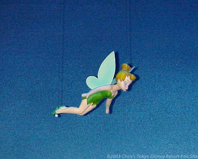 Peter Pans Flight Tinkerbell